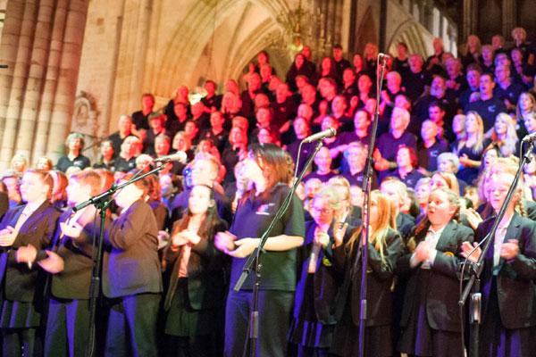 La La Choirs at Christmas